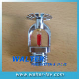 Dn15 Pendent Fire Sprinkler with Chrome Finished