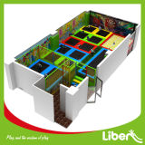 Free Customized Design on Trampoline Park with Different Styles