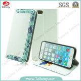 Hot Selling Wallet Case for iPhone 5, Crown Pouch with TPU Cover Stand
