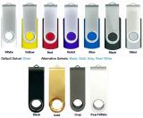 Swivel Shape USB Flash Drive (RW-001)