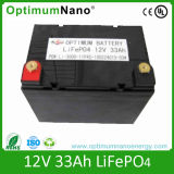 LiFePO4 Battery 12V 33Ah for Golf Trolley