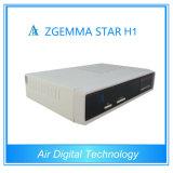 Zgemma-Star H1 Original Enigma2 Linux OS Combo Dvbc for Singapore