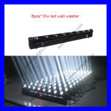 Most Popular 8*10W RGBW 4 in 1 Beam Moving Head Light