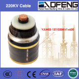 High Voltage 110~220kv XLPE Cable (YJV YJLV YJY YJLY)