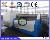 W11-25X2000 Top Quality Hydraulic 3 Roller Plate Bending rolling Machine