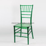 Clear Champagne Polycarbonate Resin Chiavari Chairs