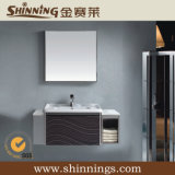 Stainless Steel Bathroom Basin Cabinet (SS-019)