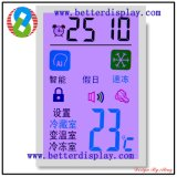 Better 8 Color LCD Air Conditioner LCD Display