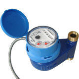 IP68 Water-Proof AMR Dry Drinkable Water Meter with 1.5m Wires