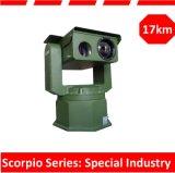 Scorpio Long Range 17km Industry Security Thermal PTZ Infrared IR Wireless Imaging Camera