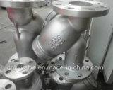 JIS Scs13 10k Y Type Flange Strainer (GL41W-10K-DN80)