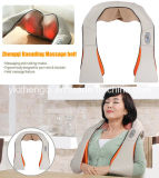 PU Material Acupressure Kneading Therapy Neck Body Massager