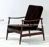 Wooden Chair W106 Brown