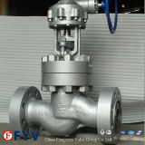 Bs 1873 Globe Valve Flanged End Manual