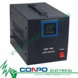 AVR-500va/1000va/1500va/2000va/3000va/5000va/8000va/10000va Relay-Type Automatic Voltage Regulator/Stabilizer