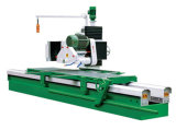 Semi-Auto Stone Cutter Machine for Cutting Granite/Marble Slabs Edges