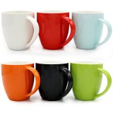 Colorful Cute Ceramic Tea Coffee Mug for Coffee Maker