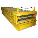 Competitive Price Double Layer Corrugated Tile Roll Forming Machine