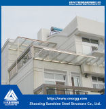 Roof Steel Canopy for The Steel Structure House