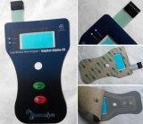 OEM Industrial Keypad Membrane Switch with Digital Printing Overlay