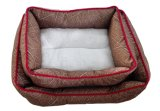 Cheap Comfort Coral Velvet Pet Bed (WY161037A/B)