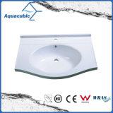 Good Quality White Polymarble Vanity Tops Acb9055
