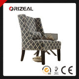 Dorchester Wingback Nail Head Accent Chair (OZ-SW-073)
