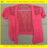 Good Quality Used Clothing for Lady, Man & Child Wear (FCD-002)