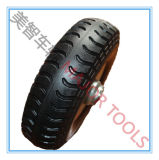 Agriculatural Tyre 3.00-4 PU Foam Solid Wheel