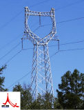 Electric Power Transmission Steeltower Pole Tower