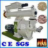 Wood Pelletizing Press Rice Husk Straw Pellet Making Machine