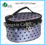Nylon Makeup Kit Bag Professional Cosmetic Bag (HX-Z013)