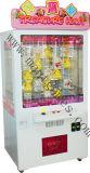 Golden Key Gift Game Machine Toy Crane Machine with Bill Acceptor