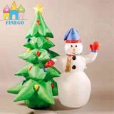 Christmas Gifts Inflatable Snowman Christmas Tree