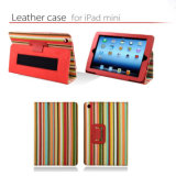 Hot Seling Brand New Leather Case for iPad Mini