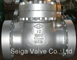API6d Stainless Steel Horizontal Check Valve
