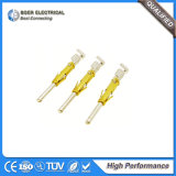 Aerospace Composed Wire Harness Connector Gold Plating Terminal
