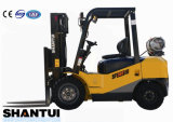 2.5 Ton 3.5 Ton EPA Approved LPG Forklift with K25 Engine for USA Market