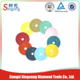 4 Inch Diamond Stone Wet Polishing Pads