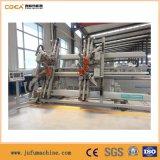 Horizontal 4-Corners CNC Welding Machine of Aluminum Window