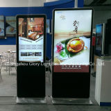55′′ Vertical Network Indoor Advertising LCD Monitor