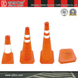 All Orange Retractable Traffic Safety Cone (CC-PP45)