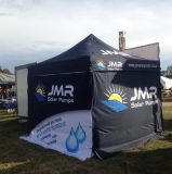 Folding Pop up Tent Canopy with Full Color Printing
