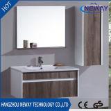Modern Wall Melamine Single Sink Design Bathroom Furniture