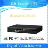 Dahua 4 Channel 4MP 1u Security DVR (HCVR7204AN-4M)