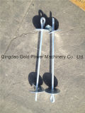 High Quality No Wrench Screw Anchor Rod