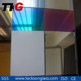3-8mm Clear/Blue/Purple Silver Mirror for Decorated Mirror Glass
