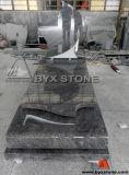 Newly Design Blue Granite Monument / Headstone for Cemetery