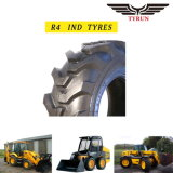 Bias Industrial Tyres with R4 Pattern