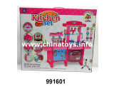 Plastic Model Educational Toys Kitchen Set (991601)